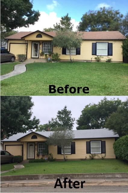 Cool Roof Rebate