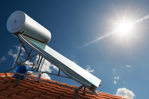 Solar Water Heater Rebate